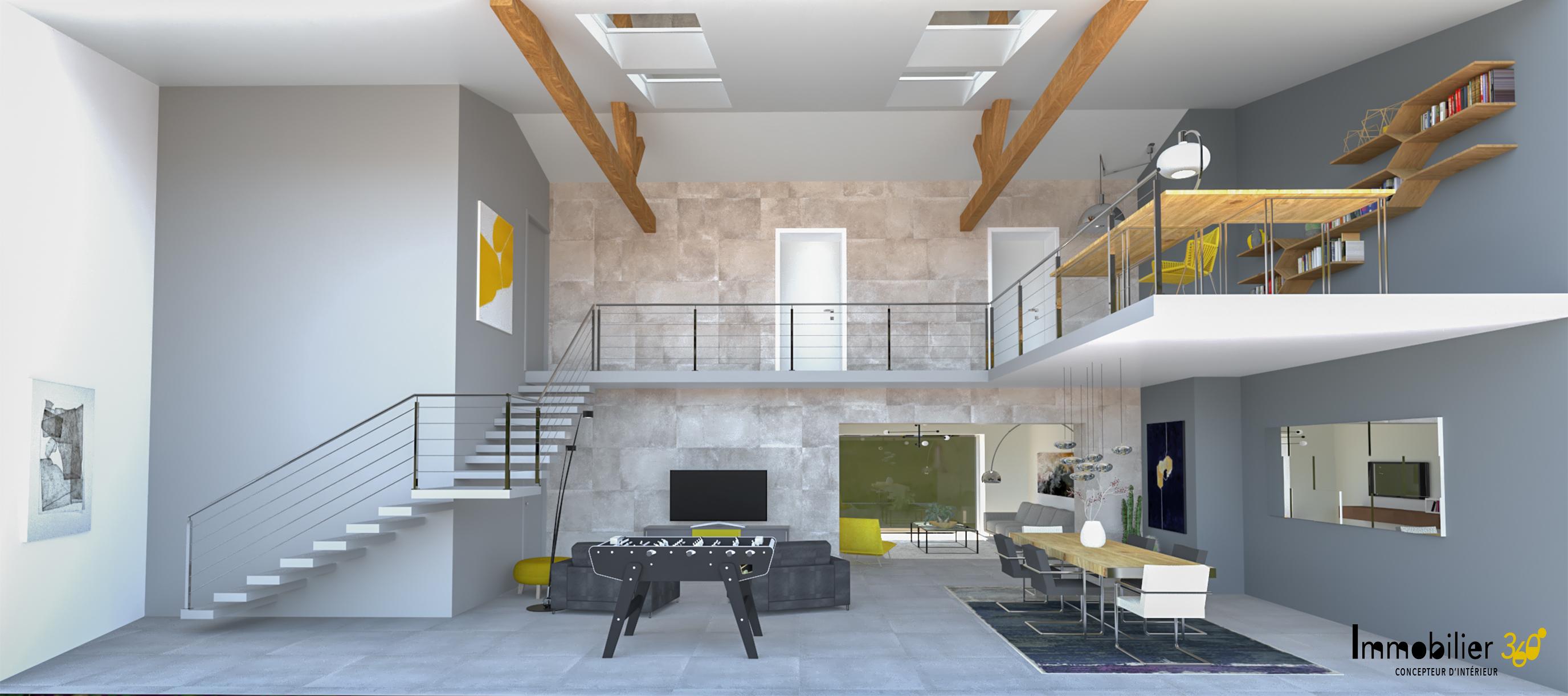 Photo Deco Avant Apres avant / aprÈs   votre décoration d'intérieur en 3d