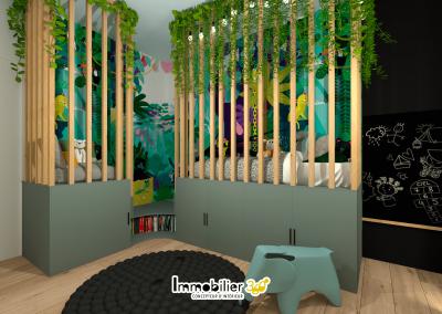 chambre d'enfant